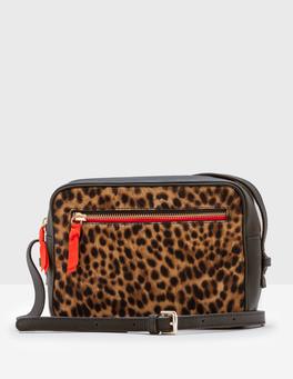 Boden leopard bag